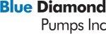 Blue Diamond Pumps